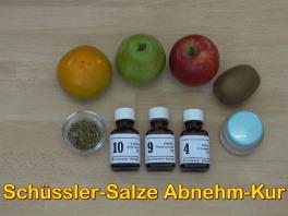 Schüsslersalze-Video: Schüssler-Salze Abnehmkur